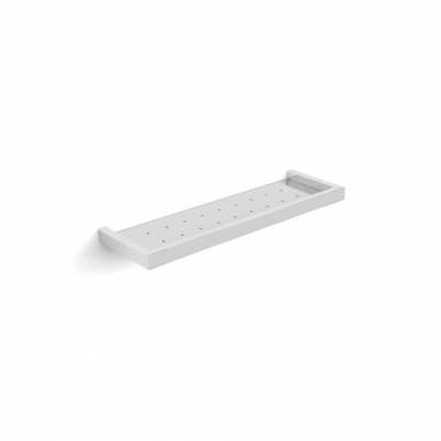 Neko Acton Shower Shelf 450mm with Removable Stainless Steel Plate