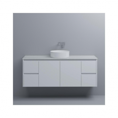 White Cliffs 1500mm Top Only (no cut out) To Suit Neko Vanity