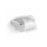 Neko Acton Toilet Roll Holder without Cover Chrome