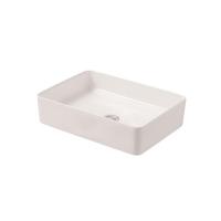 Bliss Above Counter Basin 500 x 350mm Ceramic White