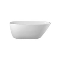 Neko Bliss Freestanding Acrylic Bath 1700X760X600mm White