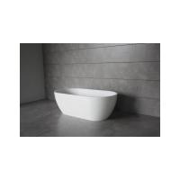 Sense Stone Bath Matte White 1807 X 795 X 540mm